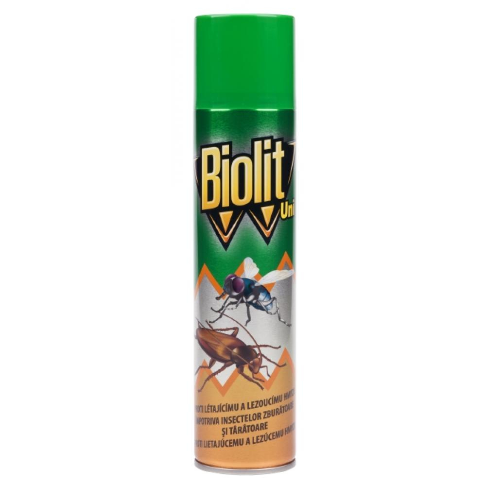 BIOLIT UNI 007 lietajú a lezúci hmyz 400 ml