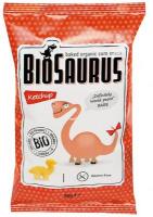 Biosaurus BIO chrumky s kečupom 50g