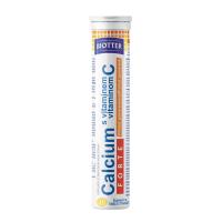 BIOTTER Calcium FORTE s vitamínom C pomaranč tablety 20 ks