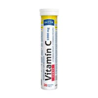 BIOTTER Vitamín C FORTE šumivé tablety 20 ks