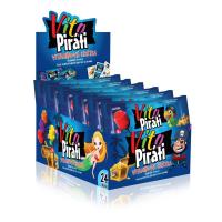 BIOTTER VitaPiráti vitamínové lízanky 24 ks