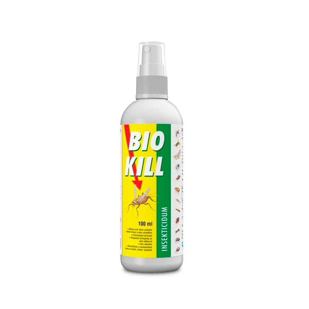 BIO KILL 2,5 mg / ml kožný sprej emulzia 100 ml