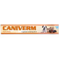 CANIVERM perorálna pasta 10 ml