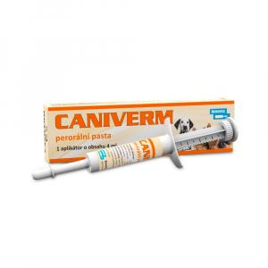 CANIVERM perorálna pasta 4 ml