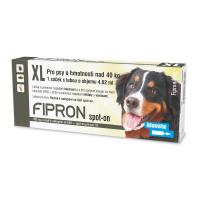Bioveta Fipron 402 mg Spot-On Dog XL sol 1 x 4,02 ml