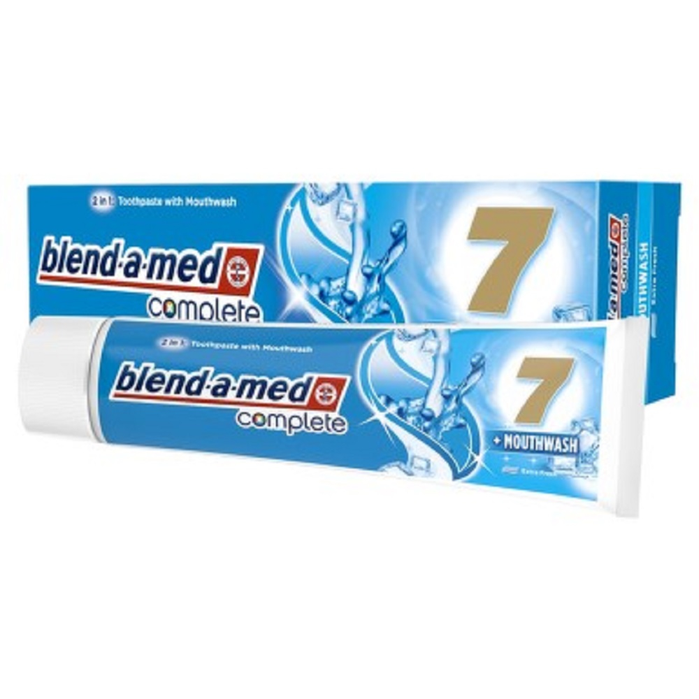 BLEND-A-MED ZP COMPLET 7 EXTRA FRESH 100ML
