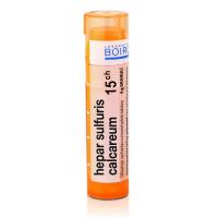 BOIRON Hepar sulfuris calcareum CH15 4 g