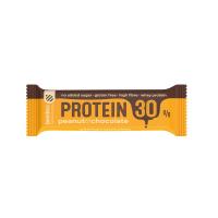 BOMBUS Protein 30% arašidy a čokoláda 50 g