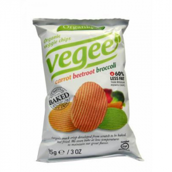 Zemiakové chipsy BIO 85 g - so zeleninou