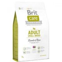 BRIT Care pre psov Adult Small Breed Lamb & Rice 3 kg