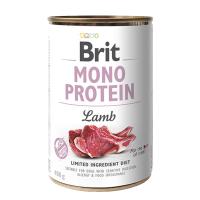Brit MONO PROTEIN Lamb konzerva pre psov 400 g