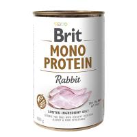 Brit MONO PROTEIN Rabbit konzerva pre psov 400 g