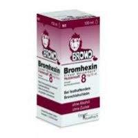 BROMHEXIN 8 KM kvapky 8 mg 20 ml