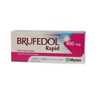 BRUFEDOL Rapid 400 mg tablety 24 ks