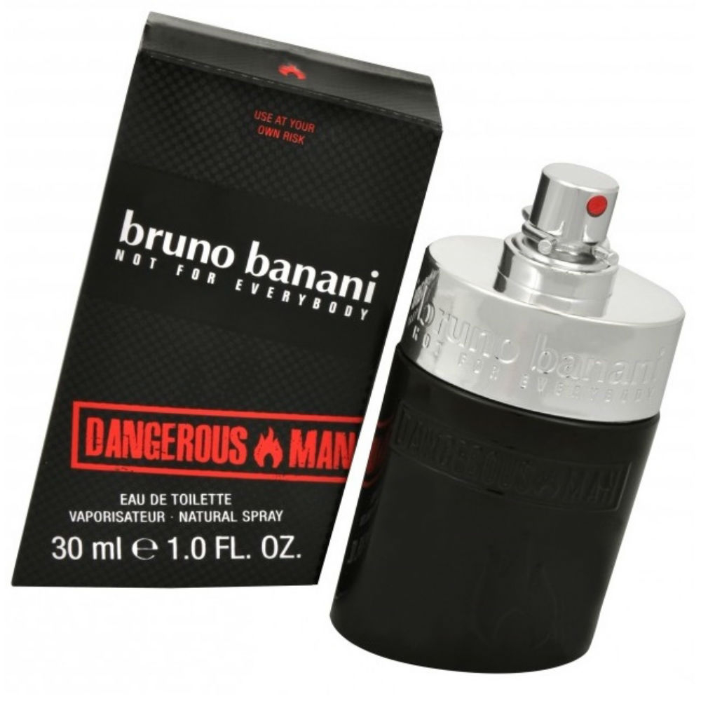 Bruno Banani Dangerous Man 30ml