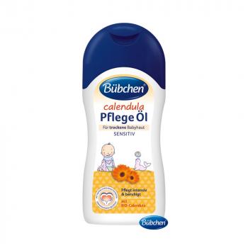 BÜBCHEN BIO-Calendula nechtíkový olej 200 ml