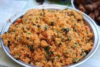 Bulgur: zdravé a ľahké jedlo