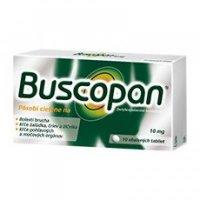 BUSCOPAN tbl obd 10 mg 10 tableit