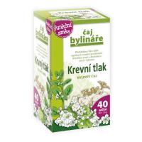 Bylinář Bylinný čaj krvný tlak 40x1.6 g