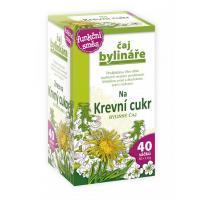 Bylinář diabetičky bylinný čaj 40x1.6 g
