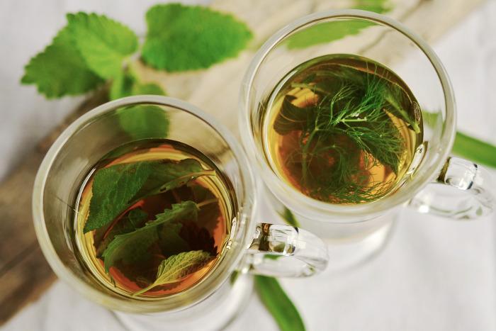 Bylinky a bylinné čaje