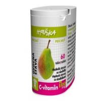 RAPETO Vitamín C 100 mg hruška sukralóza 60 tabliet