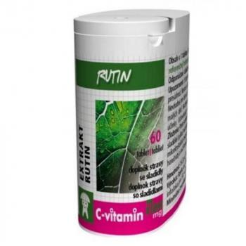 RAPETO C-Vitamín 100 mg rutín so sukralózou 60 tabliet