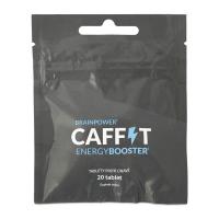 CAFFIT 20 tbl. - proti únave