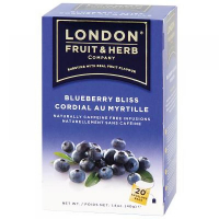 LONDON FRUIT & HERB Ovocný čaj Čučoriedka 20x2 g