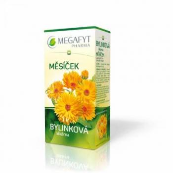 Čaj bylinková lekáreň Nechtík 20x1,5g nálevové sáčky