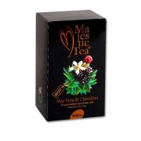 BIOGENA Majestic čaj Aloe Vera + Ostružina 20x2,5 g