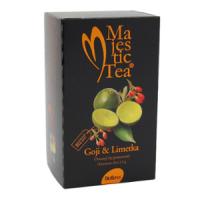 BIOGENA Majestic čaj Goji & Limetka 20x 2,5 g