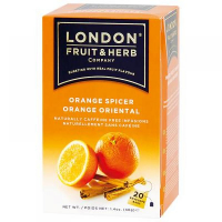 LONDON FRUIT & HERB Pomaranč so škoricou 20x2 g