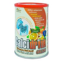 Calcidrink nápoj pomaranč 450g