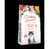 CALIBRA Verve GrainFree Indoor&Weight Granuly pre mačky Chicken&Turkey 750 g