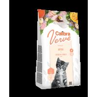 CALIBRA Verve GrainFree Kitten Granuly pre mačiatka Chicken&Turkey 750g