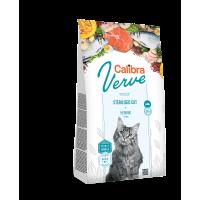 CALIBRA Verve GrainFree Sterilised Granuly pre mačky Herring 750 g