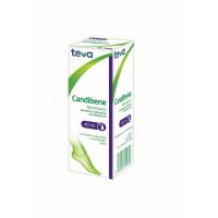 CANDIBENE dermálna roztoková aerodisperzia 40 ml