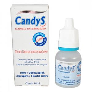 CANDYS SLADIDLO 1X10 ML