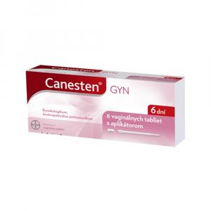CANESTEN® GYN 6 dní 100 mg