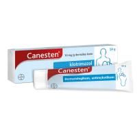 CANESTEN dermálny krém 50 g