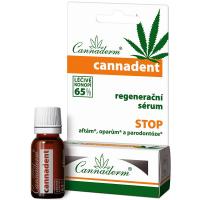 CANNADERM Cannadent regeneračné sérum na afty a opary 5 ml