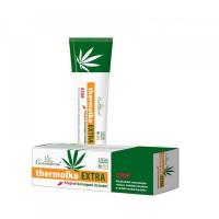 CANNADERM Thermolka Extra gél hrejivé konopné mazanie 150 ml