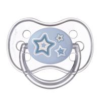 CANPOL BABIES Cumlík kaučukový čerešnička NEWBORN BABY 6-18m