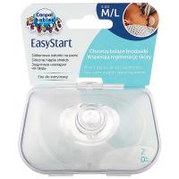 CANPOL BABIES Chránič prsnej bradavky Premium 2 ks M-L