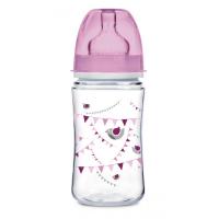 CANPOL BABIES Elektrický ohrievač fliaš s fľašou PÁRTY Ružovou ZADARMO