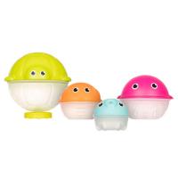 CANPOL BABIES Súprava kreatívnych hračiek do vody s dažďovou sprchou OCEÁN