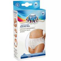 CANPOL BABIES Jednorazové materské nohavičky veľ. L 9599 5 ks