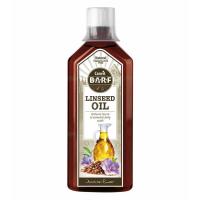 CANVIT BARF Ľanový olej pre psov 500 ml