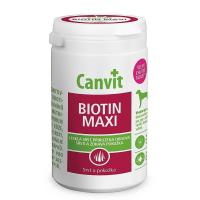 CANVIT Biotin Maxi pre psov 500 g